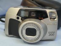 Pentax ESPIO 200 Quality Compact Camera Cased £14.99